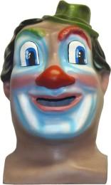 Cabezudo Cadete Clown tamaño mediano