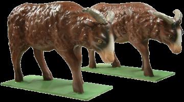 Figuras belen Cabras