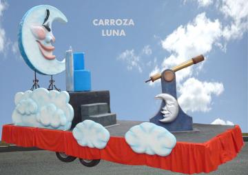 alquiler carrozas modelo Luna