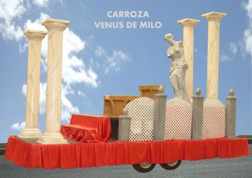Alquiler Carrozas Venus