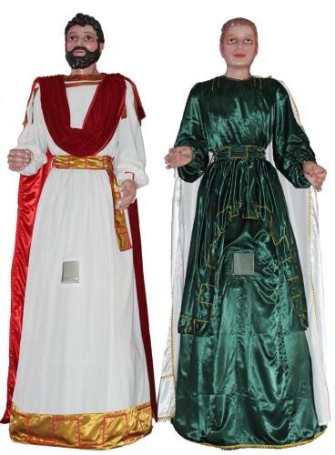 Gigantes Romanos de Rada