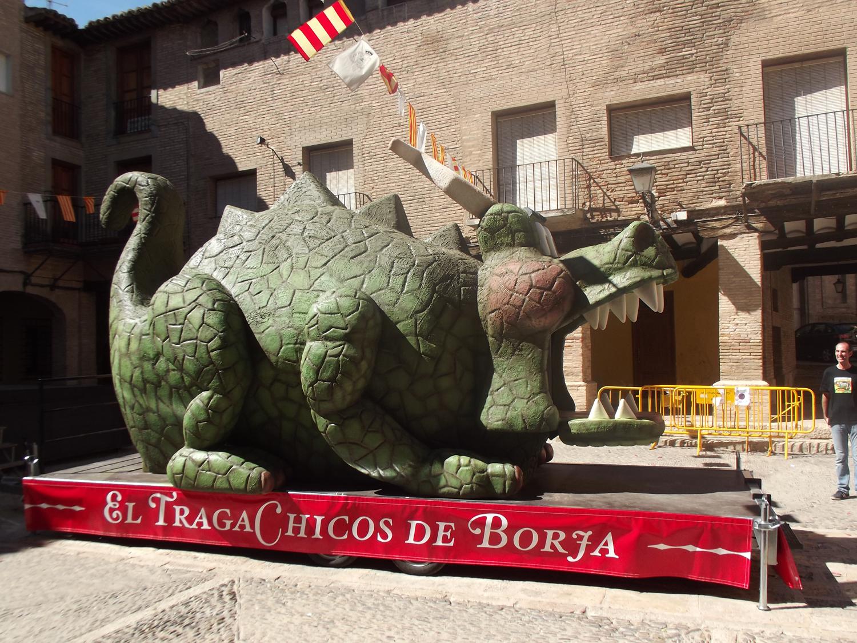 tragachicos de Borja