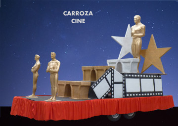Alquiler Carroza Cine