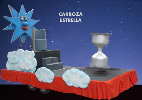 alquiler Carroza Estrella