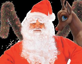 articulos de fiesta para Navidad y carnaval