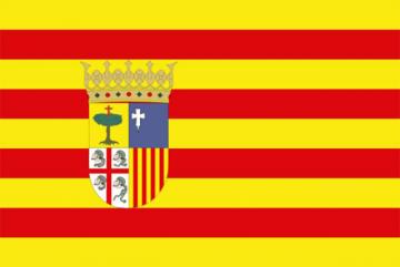 bandera-tela-aragon
