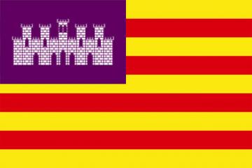 bandera-tela-baleares