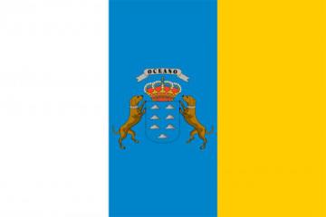 bandera-tela-canarias
