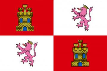bandera-tela-castilla-león