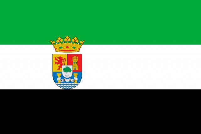 bandera-tela-extremadura