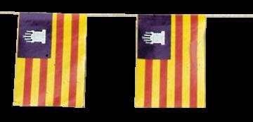 Banderas de Baleares para Fiestas Pueblos