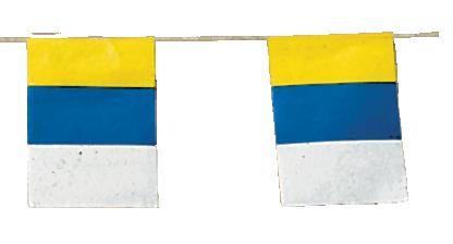 banderas Canarias para fiestas