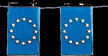 Banderas para Pueblos en Fiestas