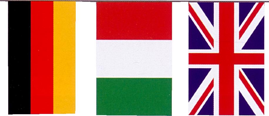 banderines de Fiesta para Pueblos