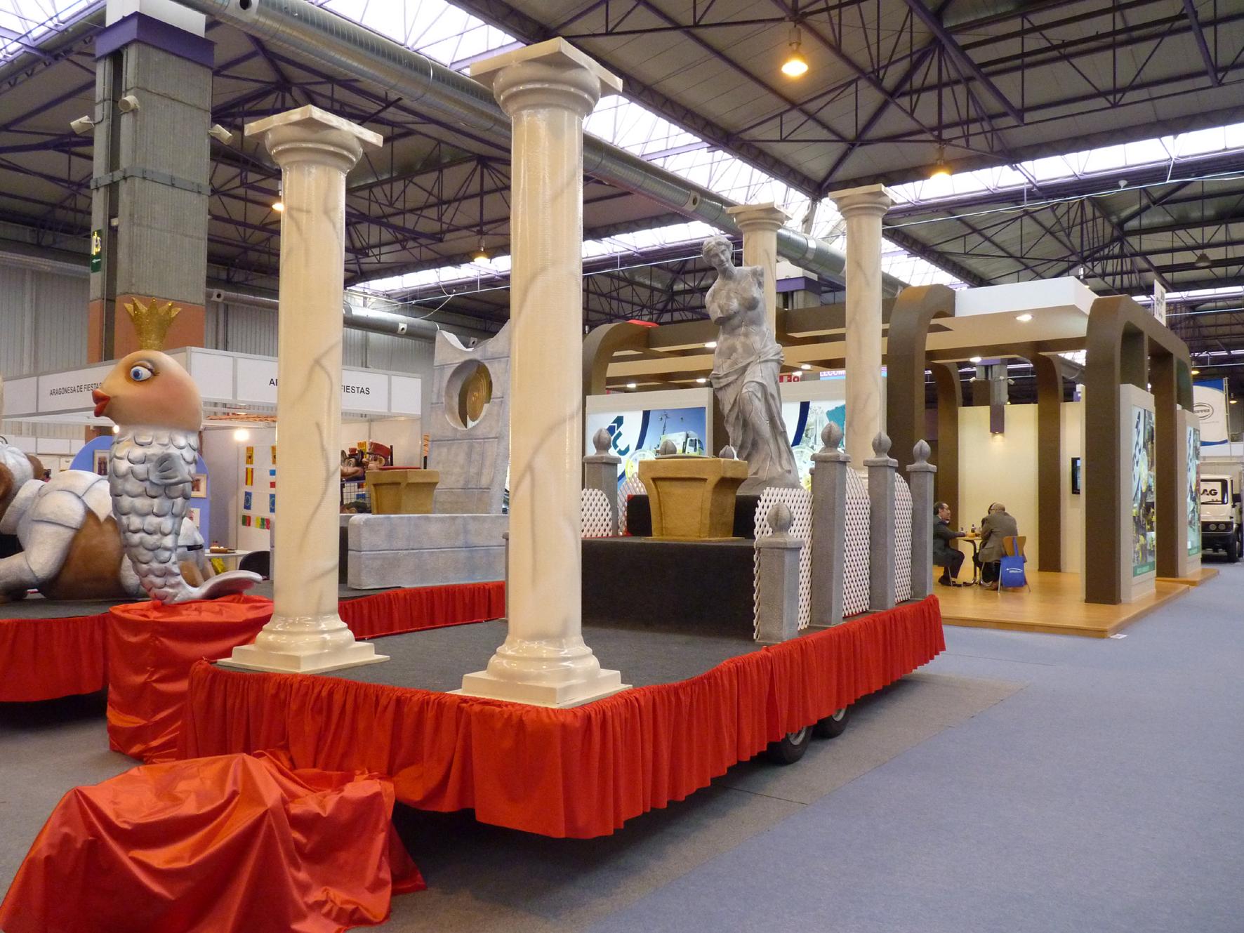 Alquiler de carrozas aragonesa de fiestas for Fiestas ideas originales