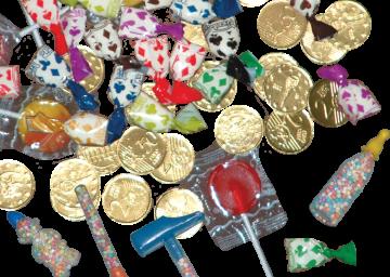 caramelos y dulces cabalgatas reyes magos