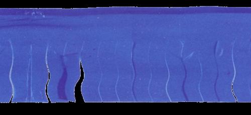 fleco azul de plástico para adornar Pueblos en Fiestas