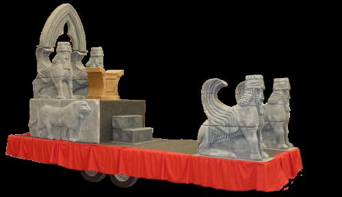 Alquiler de Carrozas para Reyes Magos histórica
