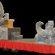 Alquiler de Carrozas modelo Asiria