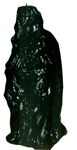 figura de la virgen del Pilar para la ofrenda de flores de Zaragoza