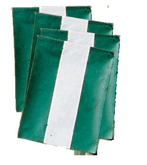 Paquete de Banderas de Andalucía para adornar calles, Ferias y Plazas