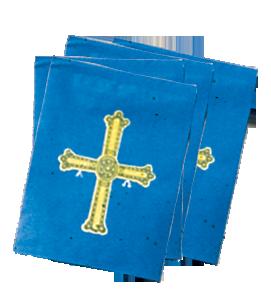 Banderas de Asturias para fiestas de pueblos