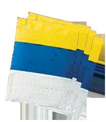 Banderas de Canarias para adornar Fiestas