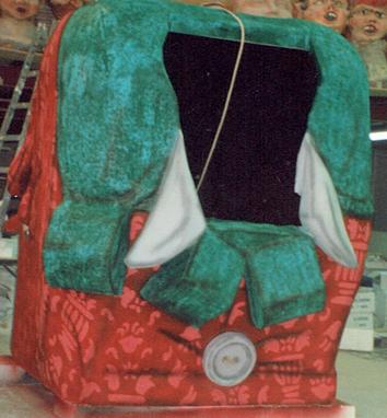Figura de Tragaldabas de Palencia