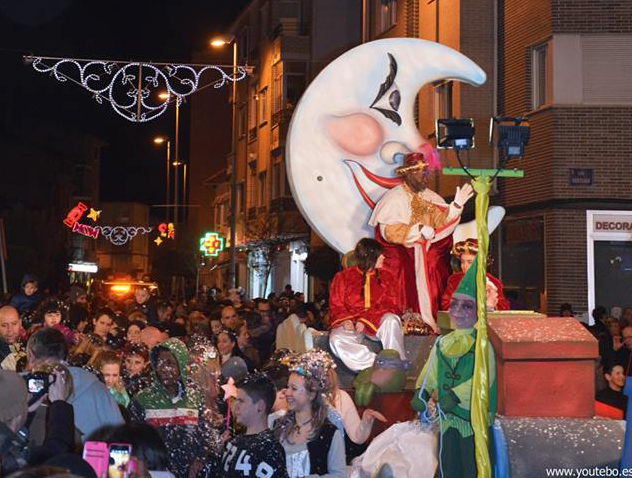 Carrozas De Reyes Magos Fotos.Alquiler Carrozas Reyes Magos Aragonesa De Fiestas