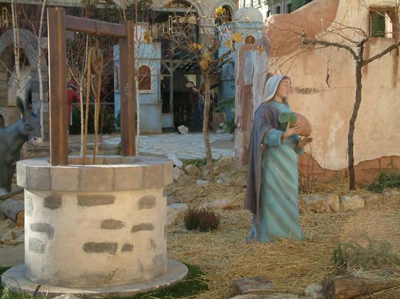 Figura belen samaritana