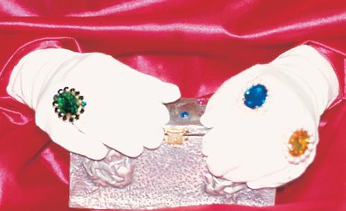 anillos para reyes magos