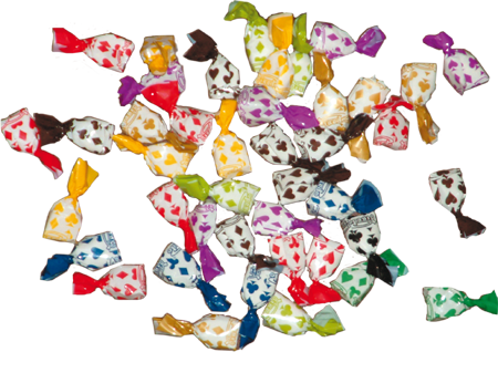 caramelos reyes magos