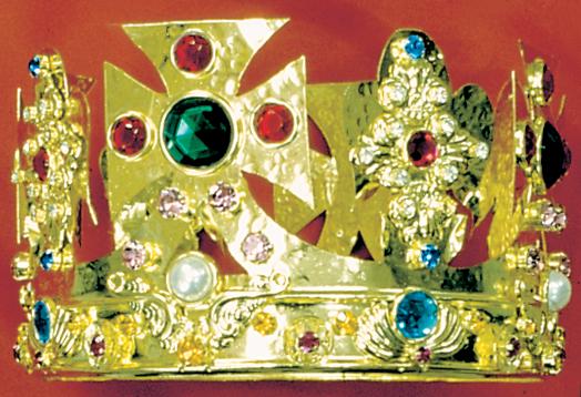corona para Reyes Magos