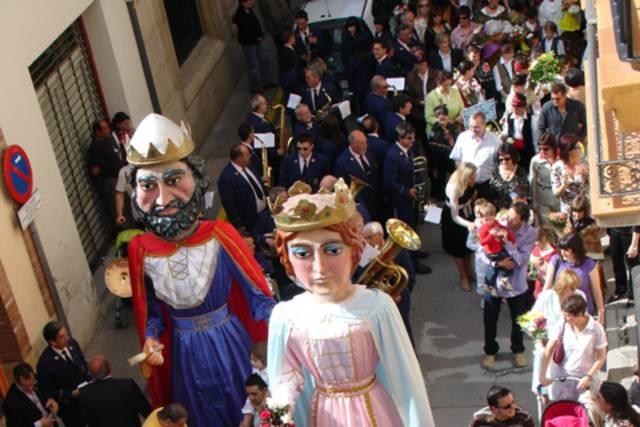 restauración Gigantes de Borja