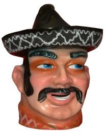 Cabezudo Infantil Mejicano