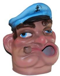 Cabezudo Infantil Popeye