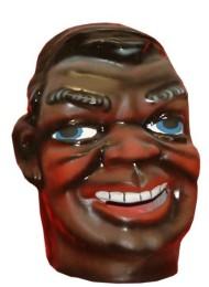 Cabezudo Infantil Negrita