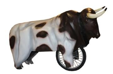 carreton toro manso