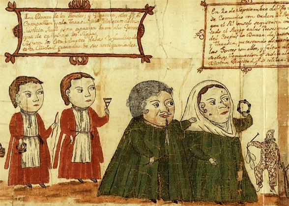 cabezudos corpus sevilla siglo xvi