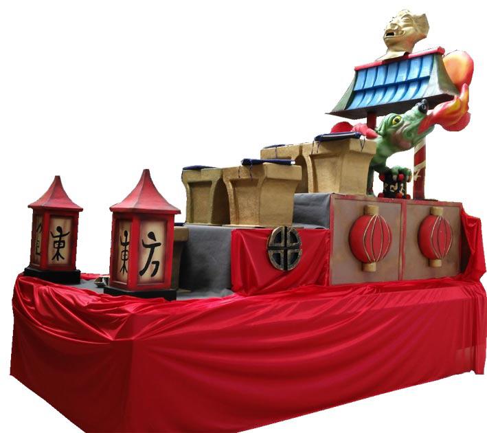 alquiler de carrozas para fiestas patronales