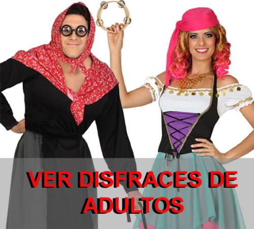 Disfraces divertidos para hombre y para mujer