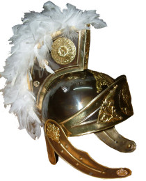casco romano
