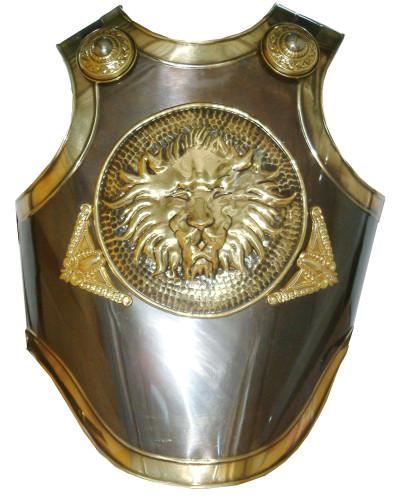 Armadura de romano de latón