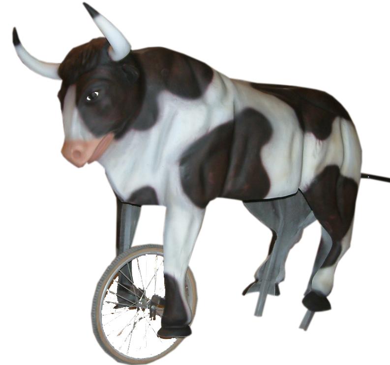 Restauración de carretillas y carretones de toros